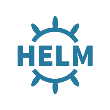 implementasi helm pada kubernetes production